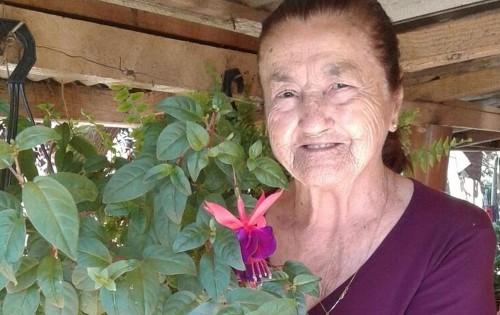 Idosa de 91 anos venceu o covid-19 em Cornélio Procópio e diz se sentir maravilhosa