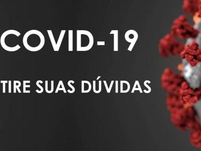 Veja aqui as respostas para as principais dúvidas sobre o covid-19